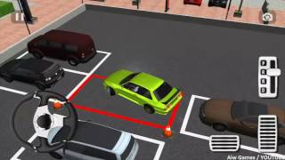 Car Parking Simulator E30 - New Android Gameplay HD