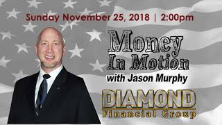 Money In Motion Radio: November 25, 2018 Dave Ramsey's Baby Steps