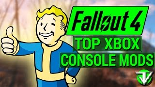 FALLOUT 4: Top 5 BEST Quality of Life CONSOLE MODS! (Xbox One Mods That Make Life Easier!)