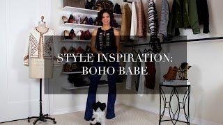 Style Inspiration: Boho Babe