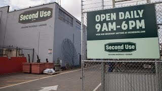 Second Use: A Seattle Architectural Salvage Store Walk-Through
