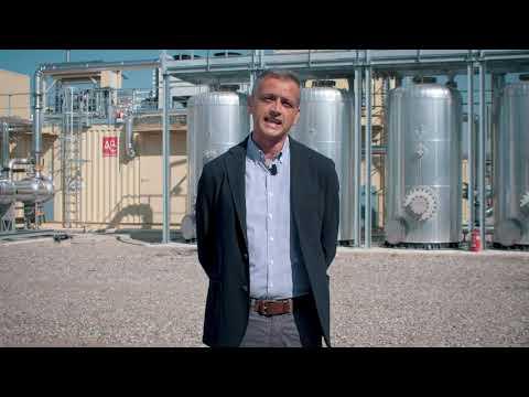 Biogas, Biometano