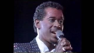 Luther Vandross Wembley Arena 1987