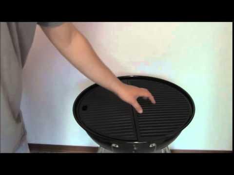 Griglia + piastra in ghisa OUTDOORCHEF - Recensione Barbecuemania