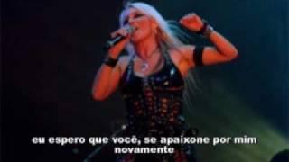Doro - Fall For Me Again (Legendado Portugues)