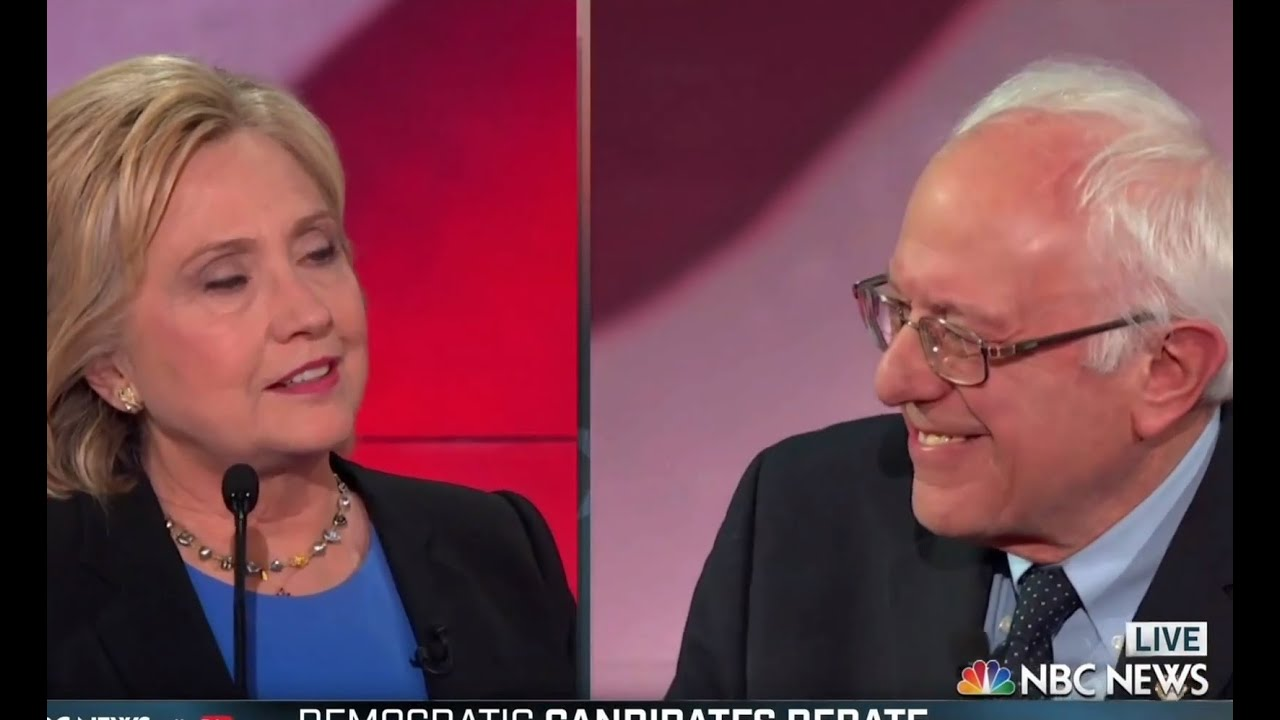 Democratic Debate   NBC News & YouTube: Worst Line thumbnail