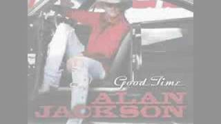 "Alan Jackson: ""Right Where I Want You"" from GOOD TIME"