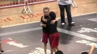 Kids MMA  Girls vs Girl -Grappling