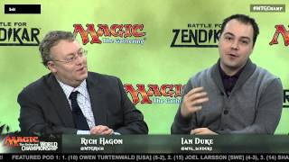2015 Magic World Championship Battle for Zendikar Preview: Hedron Archive