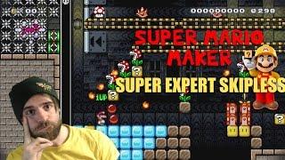 she's not MY girlfriend!   Super Mario Maker   Super Expert Skipless Highlights