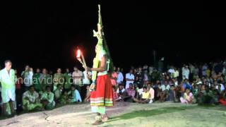 Padayani - a Ritual Art in Kerala