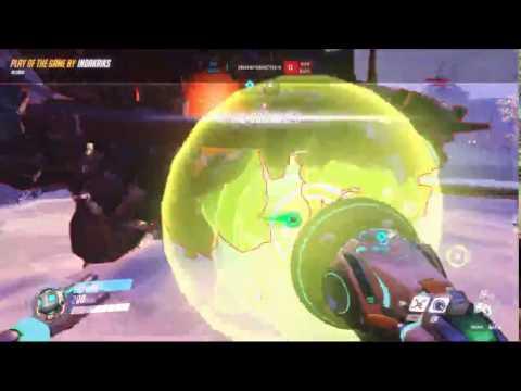 Lucio Team Kill with 1 Boop