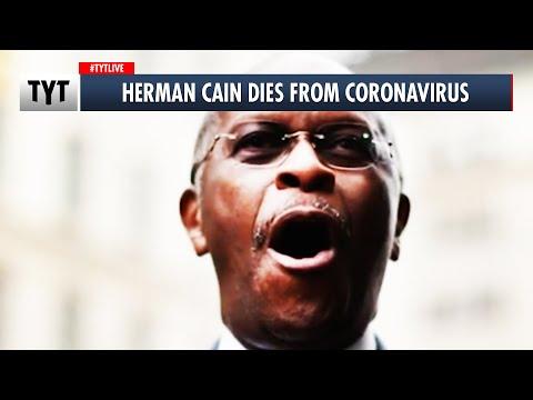 Herman Cain Has Passed Away from Coronavirus!