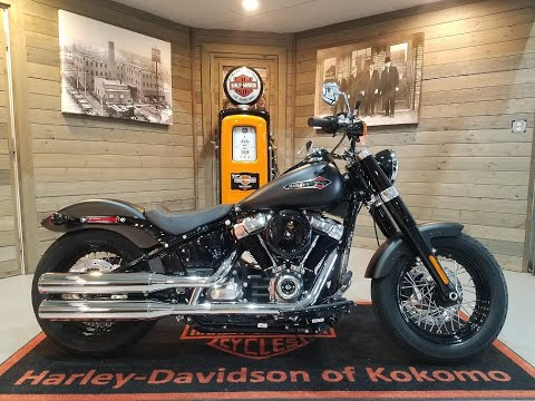 2020 Harley-Davidson Softail Slim® in Kokomo, Indiana - Video 1