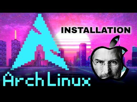 Arch-Linux On 2015 15inch Macbook pro (i3wm) - смотреть онлайн на