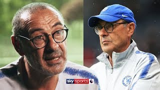 How Maurizio Sarri's Unique Style Is Changing Chelsea