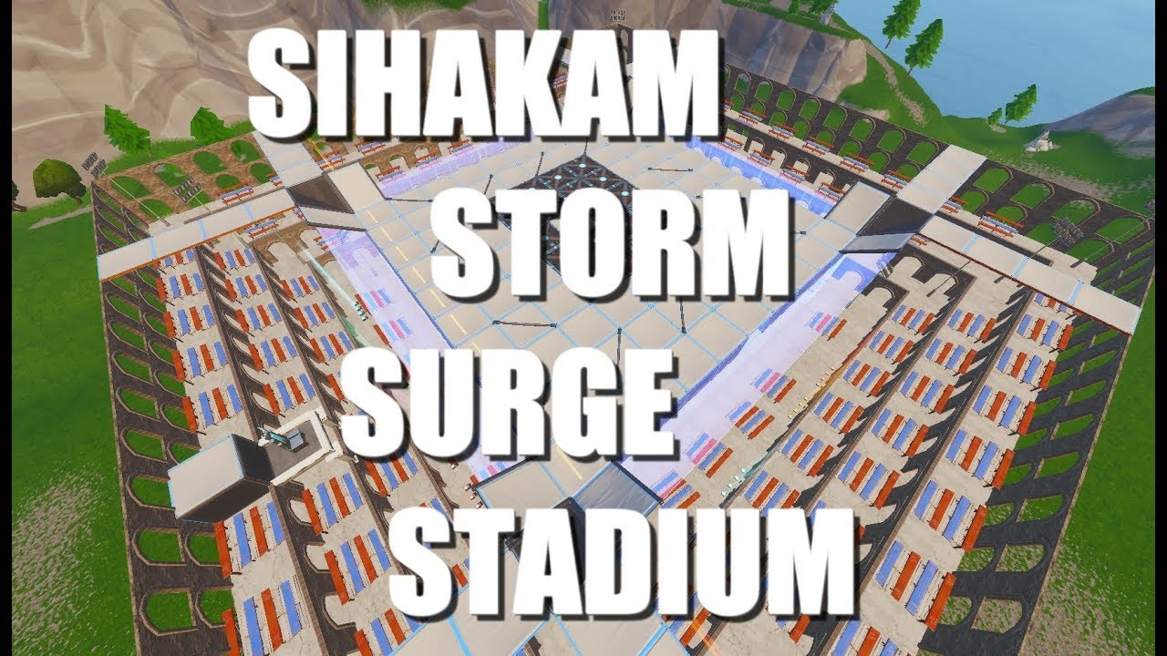 Fortnite what is storm surge
