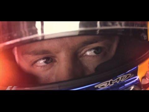 Sebastian Vettel - Four In A Row