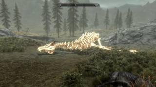 Skyrim - Поглощение души дракона