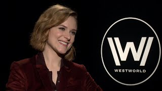 'Westworld' Season 2: Evan Rachel Wood - Interview