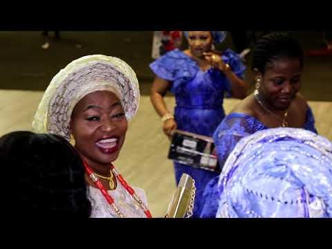 MRS OMOBOLANLE NIMOTALAI ONASANYA 50TH BIRTHDAY PART 2