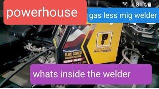 bossweld 150 amp m150 gasgasless mig inverter welder - Kênh