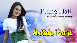 Arlida Putri - Puing Hati (Official Music Video)