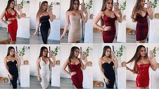 Going Out / Formal Dress TRYON HAUL | Viviannnv