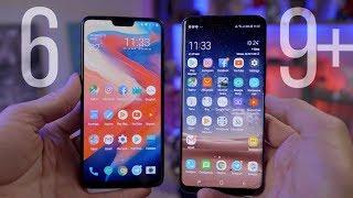OnePlus 6 или Samsung S9 Plus, что бы я выбрал?