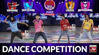 Dance Competition In Game Show Aisay Chalay Ga League Season 4 | Danish Taimoor Show | TikTok