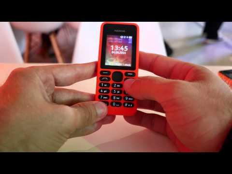 Nokia 130 Handy für 29€ im Hands-On (4k/Deutsch)