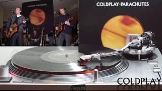 Coldplay VINYL  We  Never Change 180gr HD