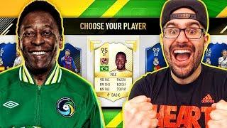 HIGHEST RATED DRAFT POSSIBLE! - FIFA 17 Ultimate Team Fut Draft