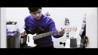 Maroon 5 | One More Night (Bass Cover) | Muan Siam MS
