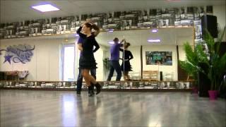 preview picture of video 'Cours de Salsa avec Chris Paggi de Dijon Danse Les Setenta (variations)'