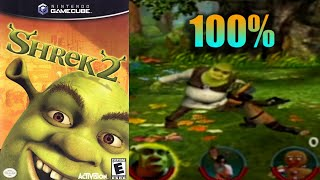 Shrek 2 [14] 100% GameCube Longplay