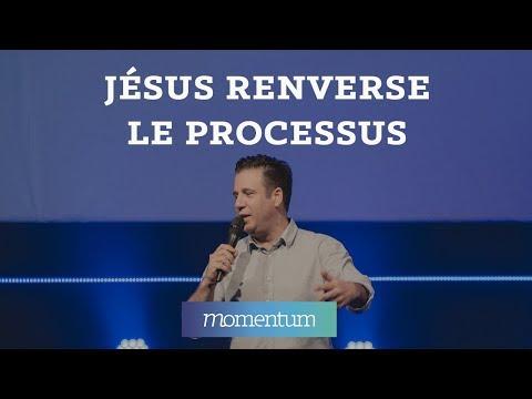 Jésus renverse le processus