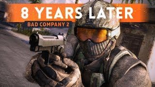 ➤ 8 YEARS LATER! - Battlefield Bad Company 2