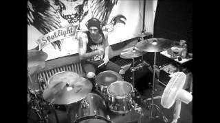 Krokus - Too Hot (Drum Cover by Patrick Beatcore)