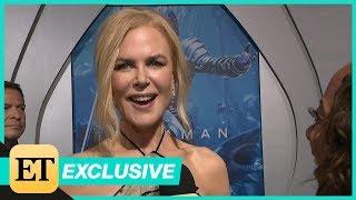 Nicole Kidman Reveals the Career Goal Aquaman Helped Her Achieve (Exclusive)