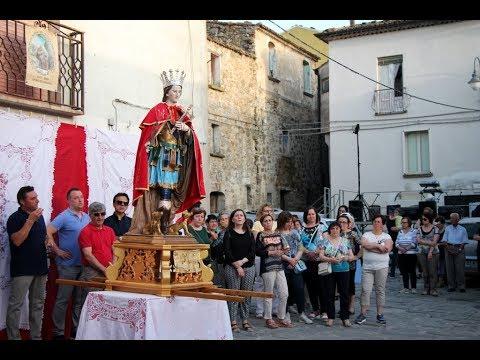 Preview video Video processione festività San Vito Martire 2019 (dalla diretta streaming) Laurenzana 15 giugno 2019