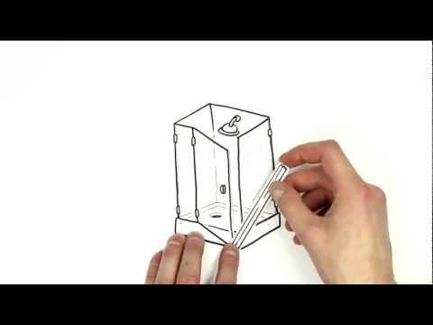 Anleitung für die Selbstmontage von Duschdichtungsprofilen