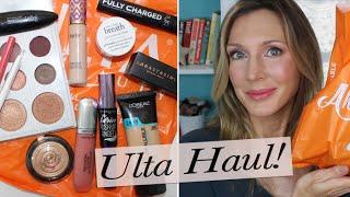 Ulta Haul + Mini Reviews! Tarte Shape Tape, L'Oreal Pro Glow Foundation