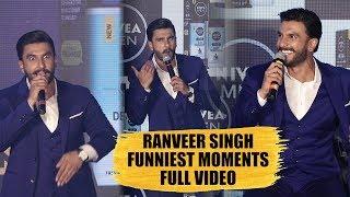 Funniest Moments Of Ranveer Singh   Back To Back   NIVEA MEN'S Grooming Brand Nivea Men