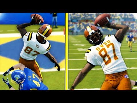This catch should be impossible | NCAA 14 Team Builder Dynasty Ep. 21 (S2)