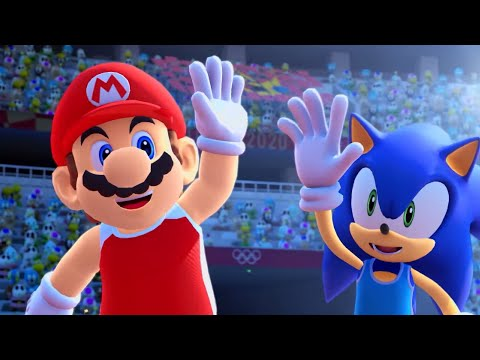 Mario & Sonic at the Olympic Games Tokyo 2020 | All The Fun Trailer thumbnail