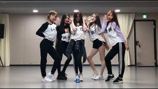 IZ*ONE (아이즈원) | 'Rumor' (루머) Mirrored Dance Practice