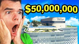 Buying The $50,000,000 PENTHOUSE In GTA 5! (NEW DLC)