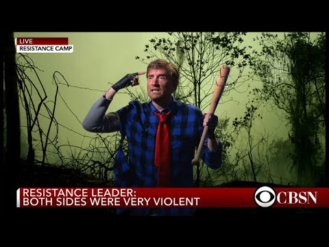 The Zombie Apocalypse Has A 'Both Sides' Guy, Too