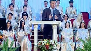 """Церковь """"Преображение Господне"""", богослужение и бракосочетание 3.12.2017"""